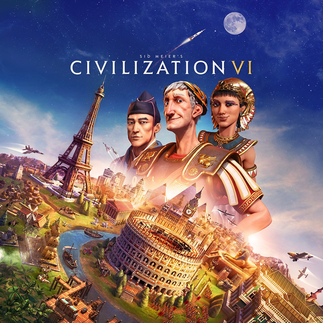 Good news, Xbox One and PlayStation 4 fans: Civilization VI pre-load is now live. Download the game now and be ready to play as soon as it unlocks!Pre-order on PS4:  https://2kgam.es/340XpeT Pre-order on Xbox One:  https://2kgam.es/33ZI6Ds