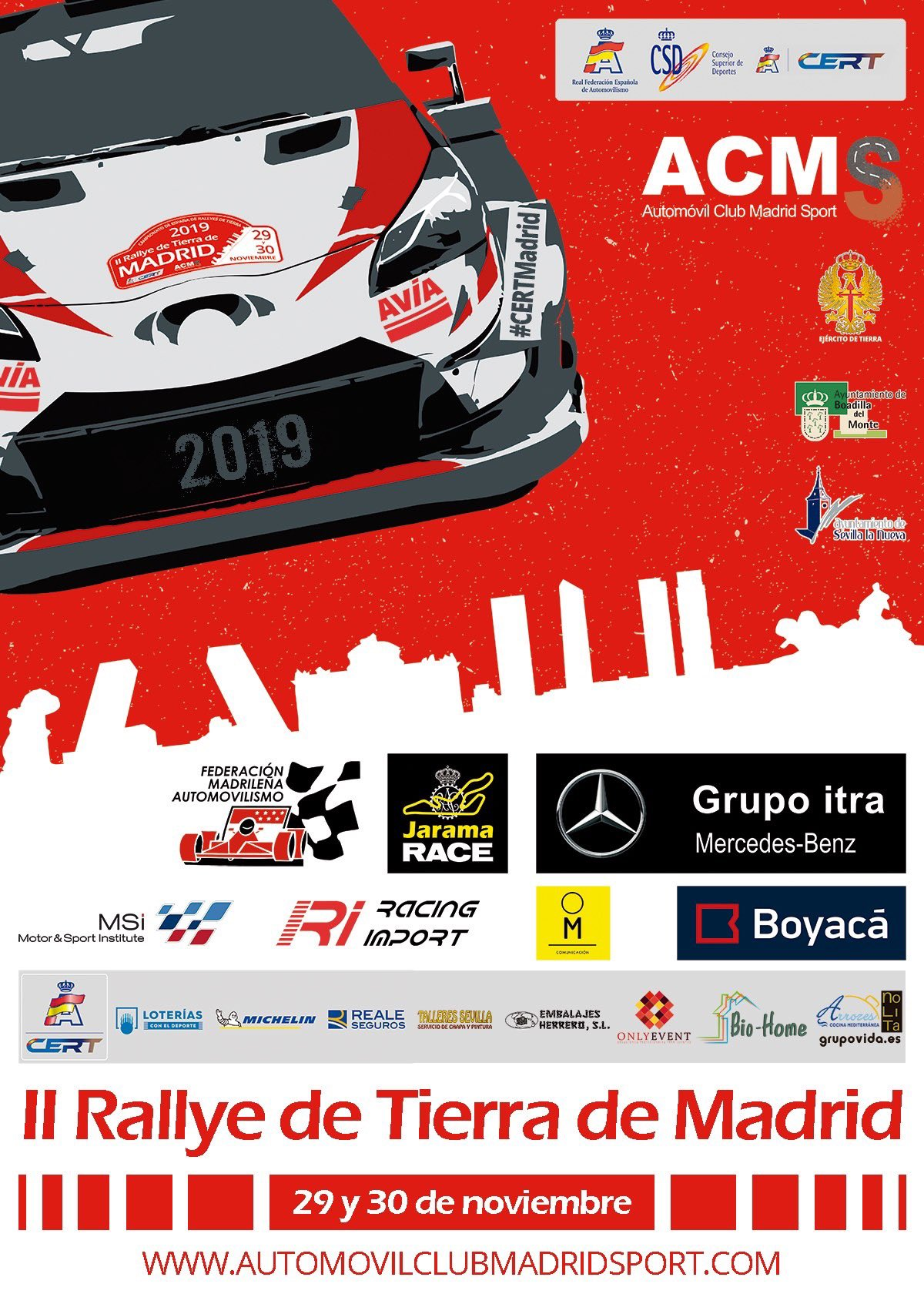 CERT: 2º Rallye de Tierra de Madrid [29-30 Noviembre] EJ2LHLXW4AAt1sX?format=jpg&name=large