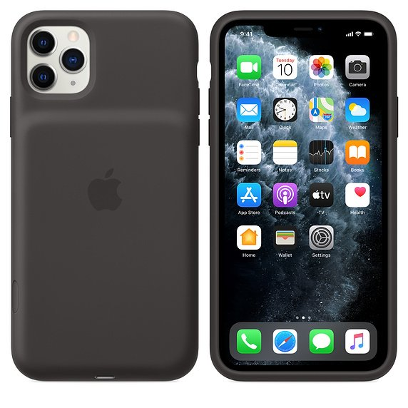 Apple anuncia las fundas Smart Battery Case para los iPhone 11 / 11 Pro
