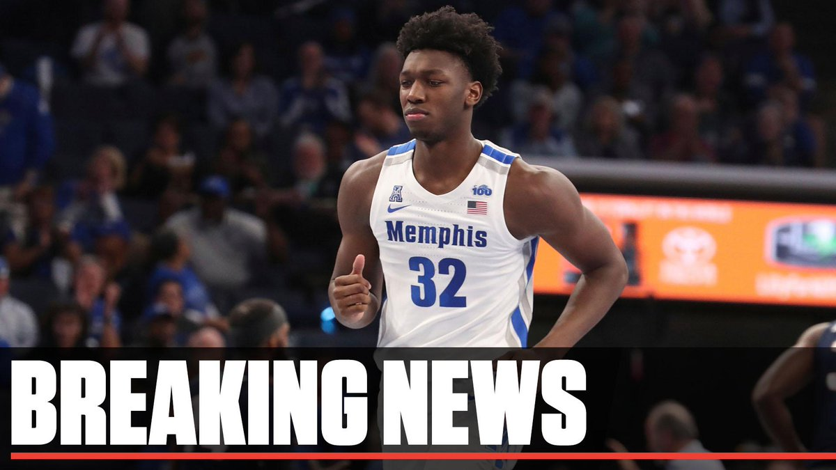 Jay Bilas Reacts To The NCAA's James Wiseman Ruling