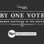 Image for the Tweet beginning: NPT's 'By One Vote: Woman