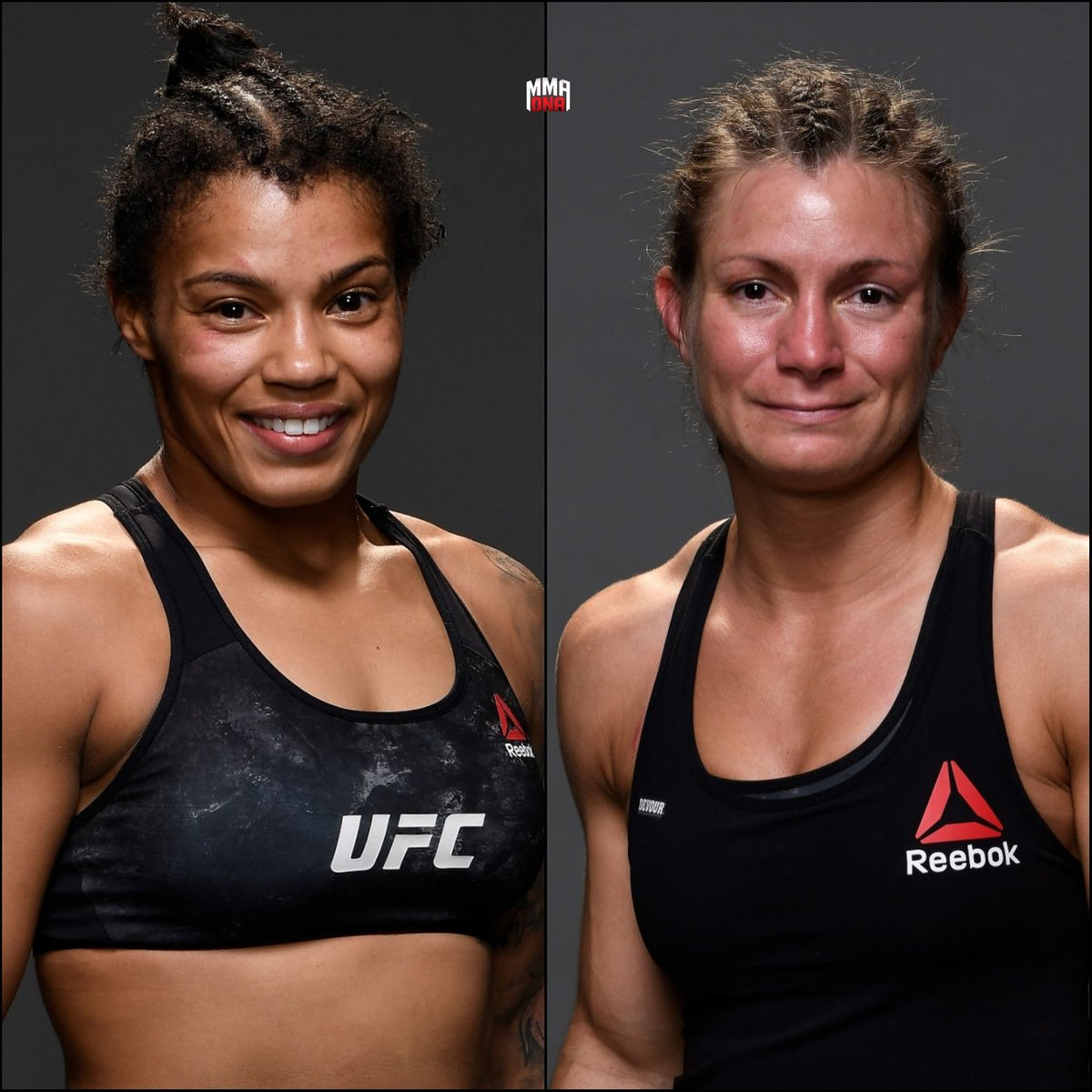 Brianna van Buren will fight Hannah Cifers at UFN 166 in Raleigh, North Carolina. (Jan. 25, 2020). (first rep. @Farah_Hannoun/@MMAjunkie) #UFC #UFCRaleigh #MMA #UFCESPN #WMMA