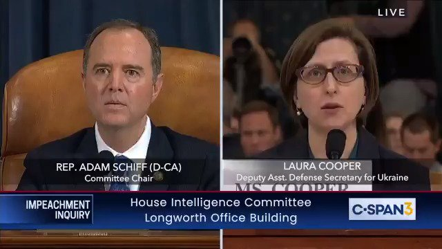 @RepAdamSchiff's photo on Laura Cooper