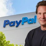 Image for the Tweet beginning: Paypal CEO Admits He Owns