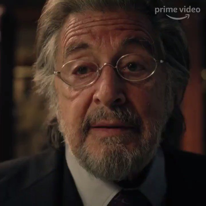 Replying to @PrimeVideo: Checkmate. Hunters starring Al Pacino begins its journey 2020 on Prime Video.