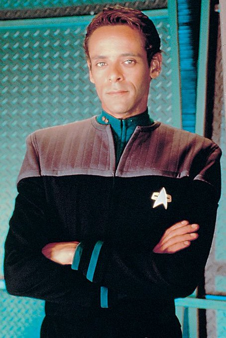 Happy Birthday to Alexander Siddig, born on this day in 1965.