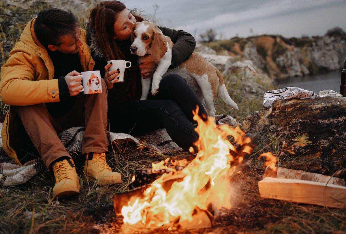 фото пары на фоне огня отличие своих гордых