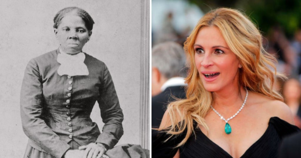 A studio executive wanted Julia Roberts to play Harriet Tubman