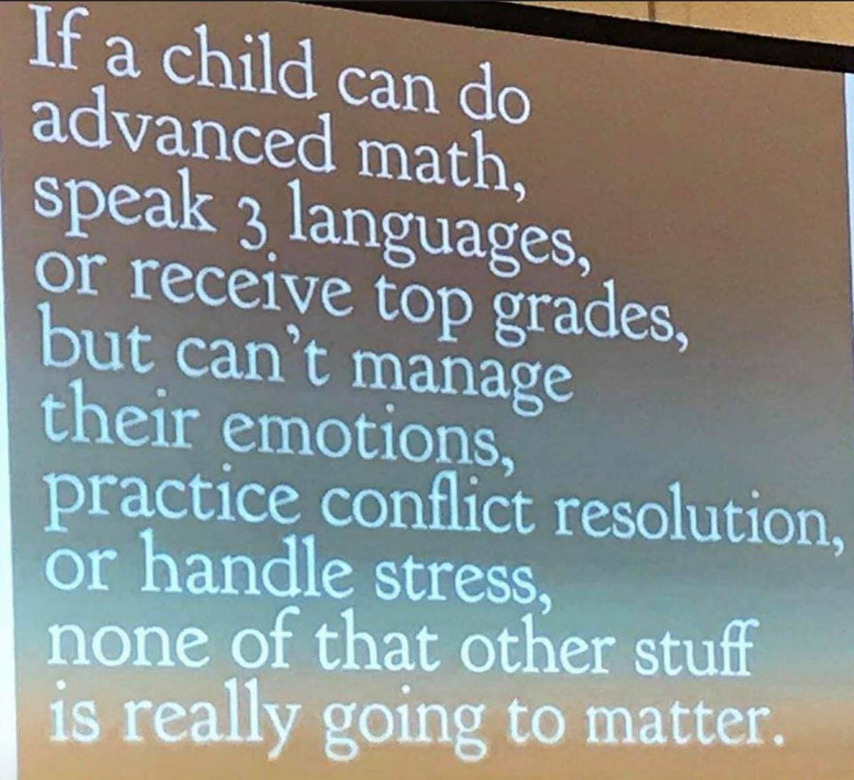 This! #SEL