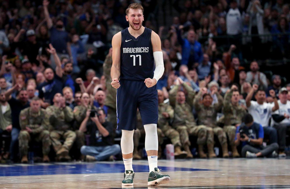 NBA: Mavs' Luka Doncic humiliates Warriors with historic first quarter