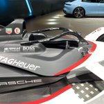 A must see... @porsche @FIAFormulaE #racecar.