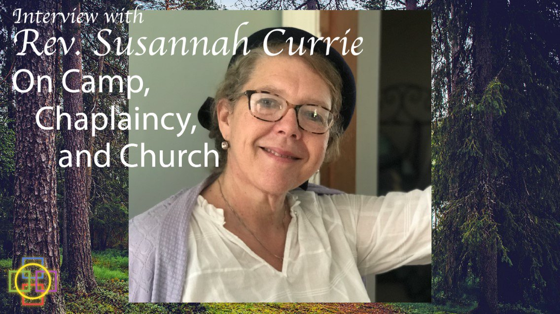 Catch Our New Video: Interview with Rev. Susannah Currie on Interfaith / Swedenborgian Camp, Chaplaincy & Church https://www.youtube.com/watch?v=cTiXHAPo2-Y… #swedenborg #interfaith #churchcamp #chaplain #summercamp #femalepastor #womanpastor #womanministry #interview #God https://conta.cc/2D4j0r0pic.twitter.com/aYjw44AaxD