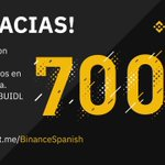 Image for the Tweet beginning: Congratulations to the #Binance Spanish