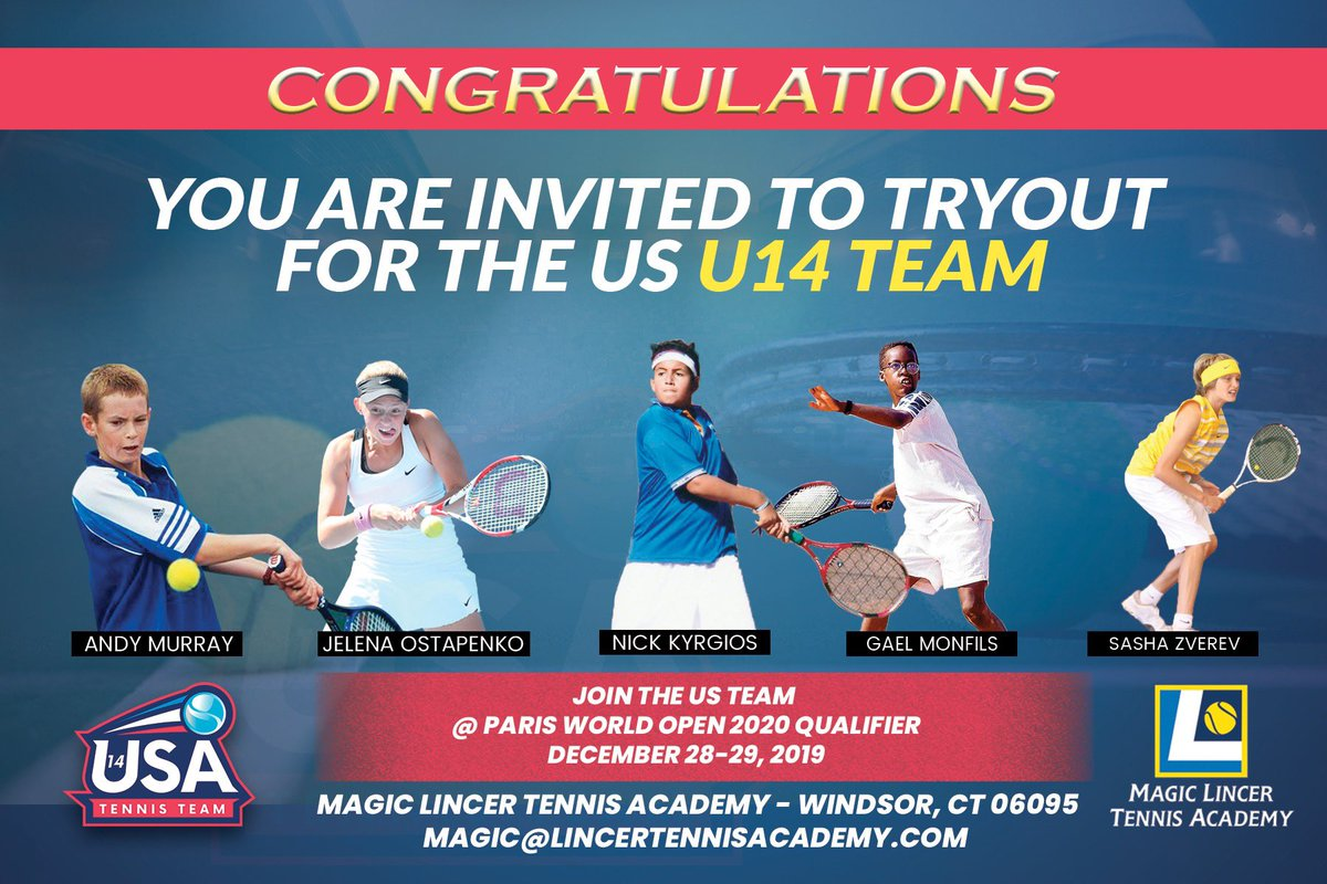 2020 Usta New England Sectional Events.Magic Lincer Tennis Magiclincer Twitter