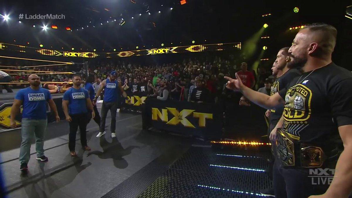 They're baaaack!#WWENXT