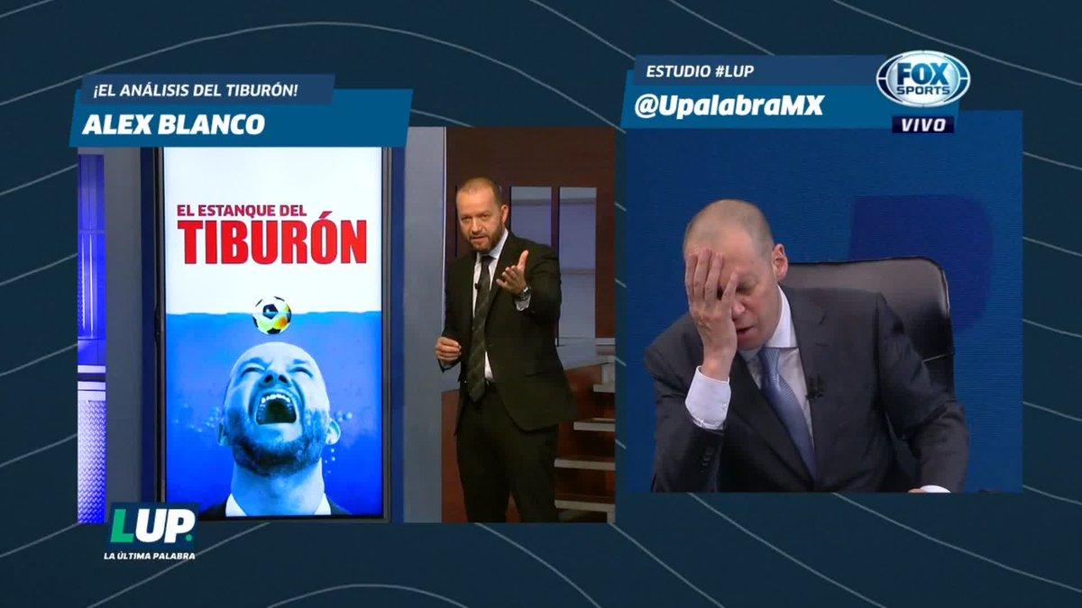 ¿LAS ÁGUILAS SON EL EQUIPO MÁS GRANDE DE AMÉRICA?   #LUP La reacción de @andremarinpuig ante la afirmación de @RusoEl23 en @UpalabraMX.