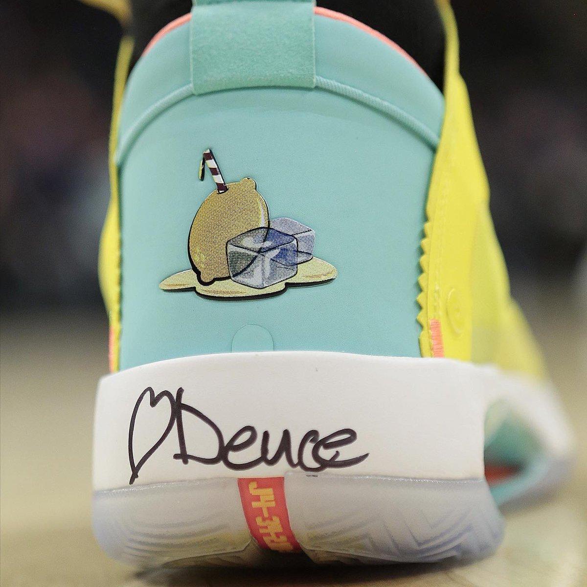 🍋 🧊 @jaytatum0 🧊🍋  #NBAKicks #Celtics