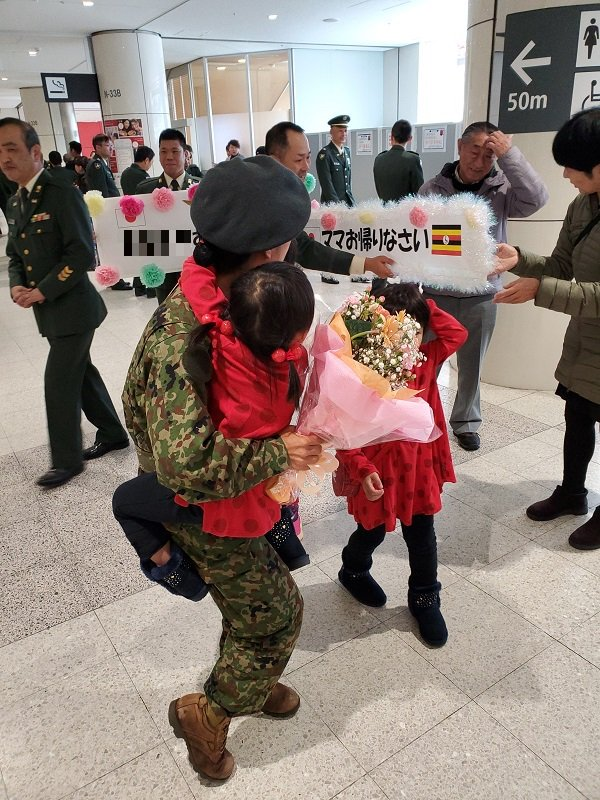 """陸上自衛隊 第5旅団【公式】 on Twitter: """"国連PKO支援部隊早期展開 ..."""