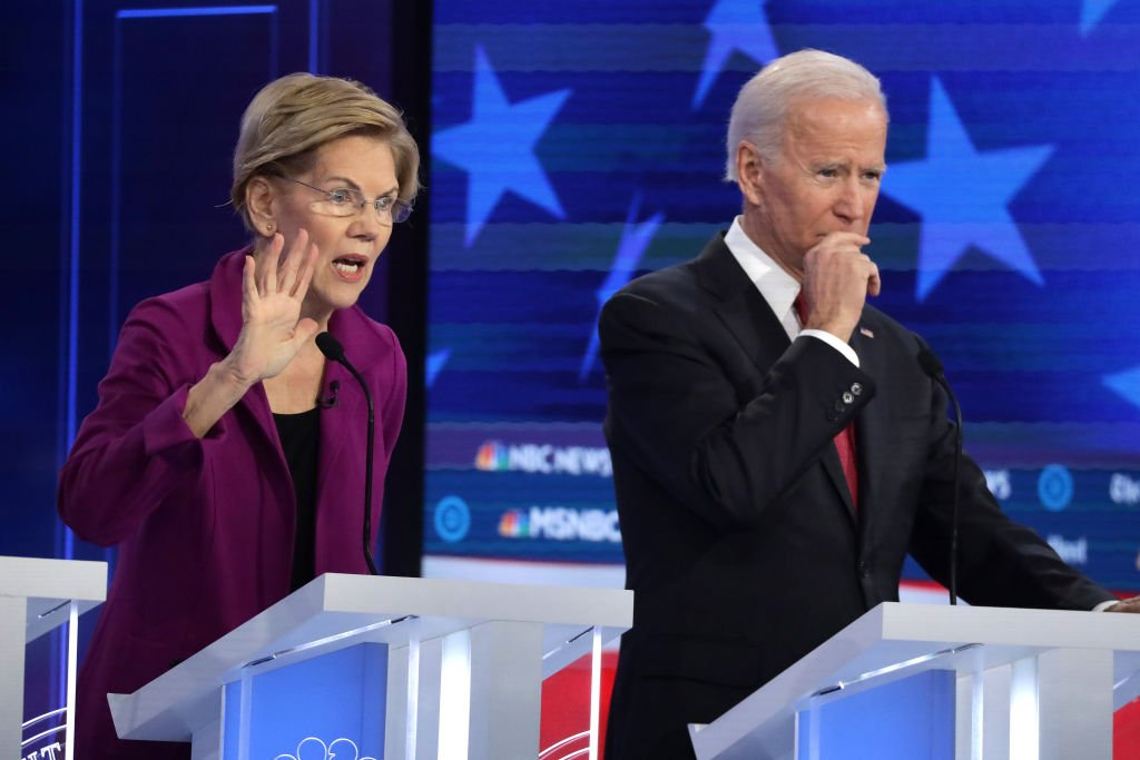 "Warren at DemDebate: ""I'm not here to drive anyone out of the party"" about abortion"