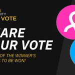 Image for the Tweet beginning: #Binance Community Coin Vote Round