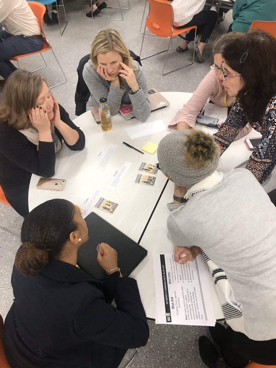 At today's staff meeting teams discussed equality, equity,& justice in education. Can't wait to continue establishing the foundation for our deep equity work! 😄😄 <a target='_blank' href='https://t.co/e5TFYREly0'>https://t.co/e5TFYREly0</a>