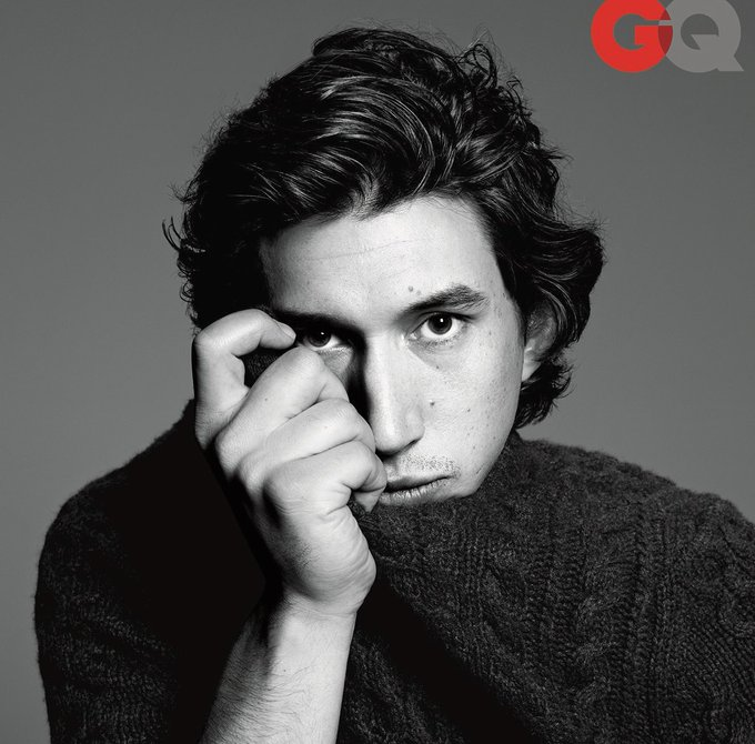 Happy belated birthday Adam Driver, such a king!!