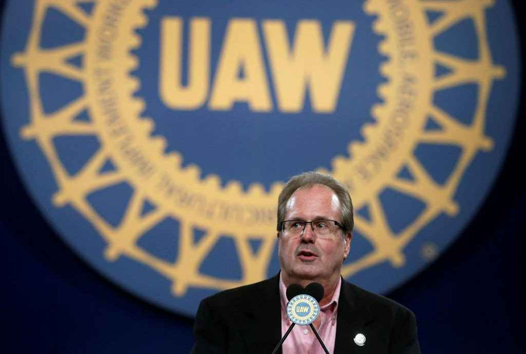 United Auto Workers president resigns amid corruption probe: source