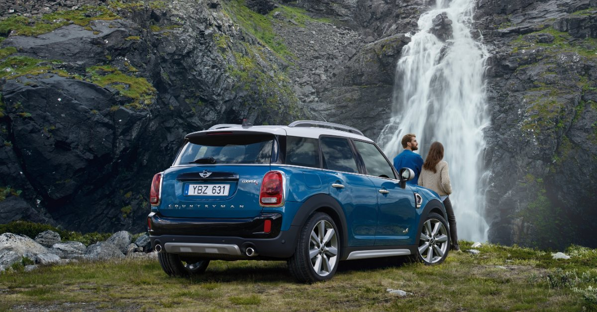 With #MINI Financial Services at a 4.29% p.a. comparison rate,  you'll be driving away in your dream MINI Countryman in no time. Visit North Shore MINI Garage to find out more. Or call our team on (02) 9406 0888 or visit: https://buff.ly/32rguWb *Offer ends  31/12/19 (T&Cs apply)