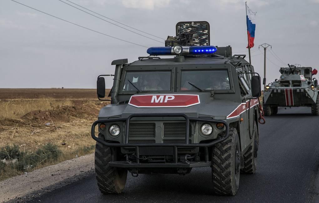 Кто напал на российскую военную полицию