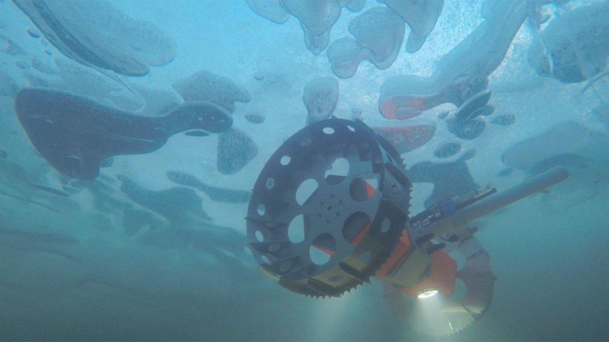 NASA Prepares to Test Underwater Rover in Icy Conditionshttps://bit.ly/2Oti3Om#NASAScience #NASASocial #NASA#NASADesignChallenge