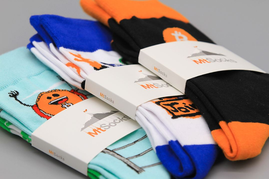 SOCKSCRIPTION 🧦🧦🧦Sign up for a Sockscription and get a pair of socks delivered to your door every month! 📦Find out more: http://MtSocks.com/Sockscription #MtSocks #Bitcoin #Socks