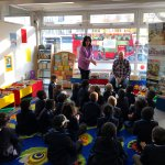 Image for the Tweet beginning: Year 1 have arrived Upminster