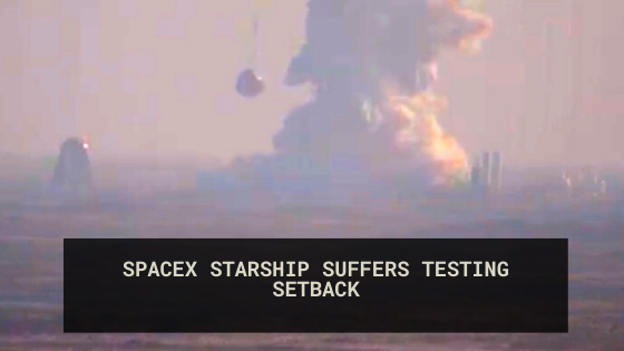 HOUSTON — The first prototype of SpaceX's next-generation launch system was damaged Nov. 20 during a tanking test, a setback the company claimed would not seriously affect their development plans.#SpaceX #Starship #starshipfightforshownu #SpaceCom2019 #NASASocial #Science