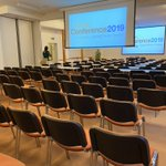 Image for the Tweet beginning: SUTOL Conference 2019 starts in