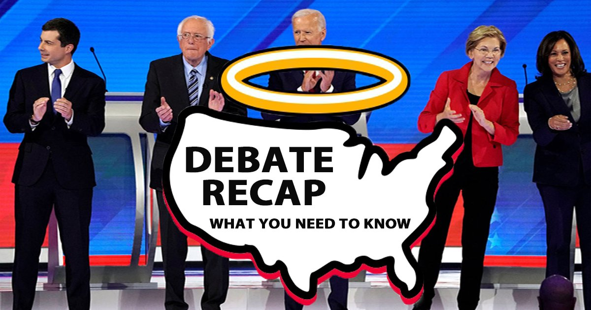 Debate Recap: Democrats Show Renewed Commitment to Unify the Far-Left and the Super-Duper Far-Left  Full Story: https://bit.ly/2QAClYO   #DemocraticDebate #DemDebates