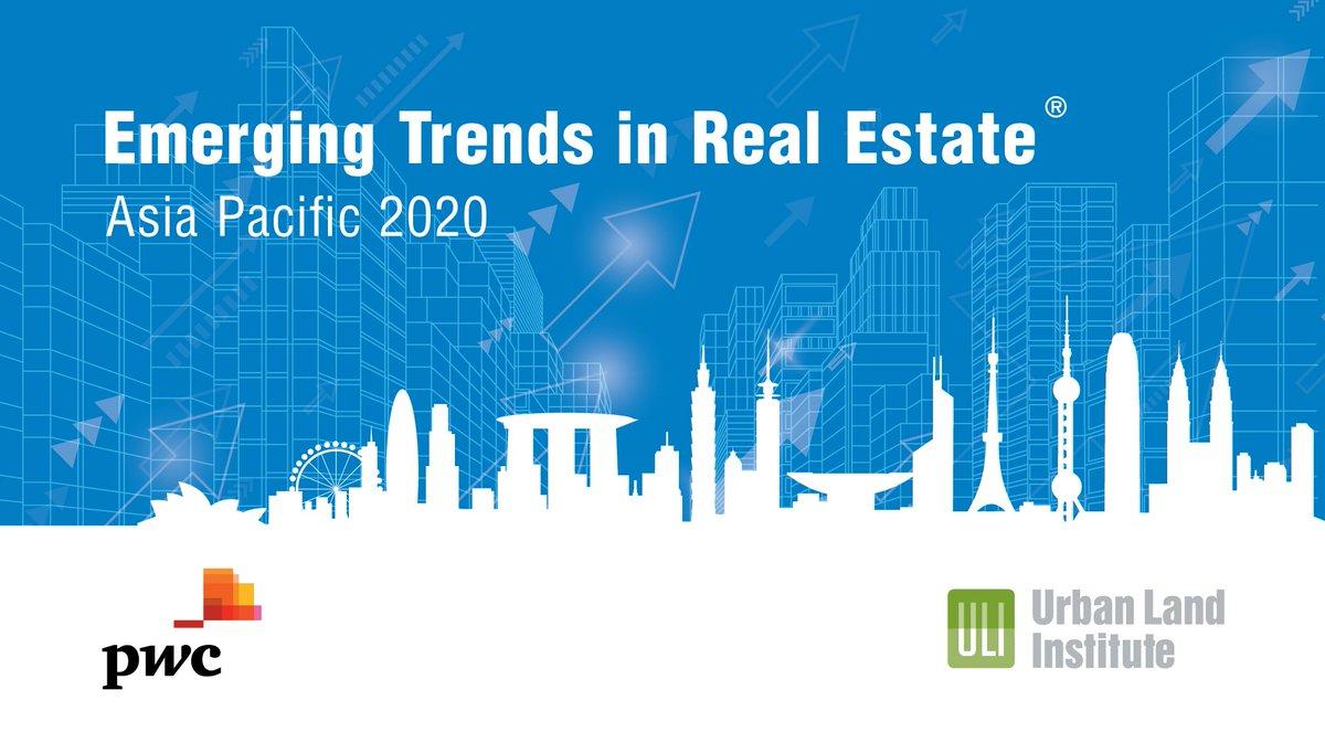 Emerging Trends In Real Estate 2020.Uli Australia Uliaustralia Twitter