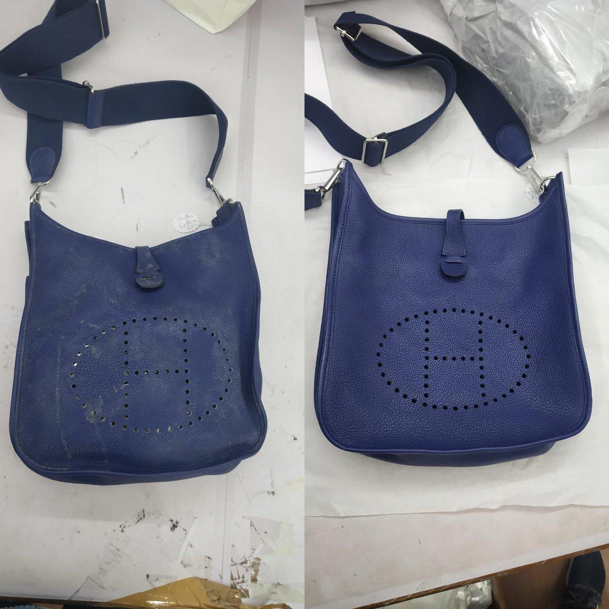Hermes Evelyne Bag Dry Cleaning