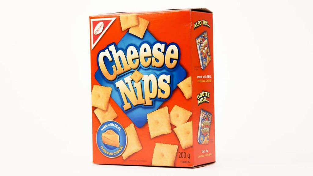 Some boxes of Cheese Nips are being recalled, may contain plastic pieces