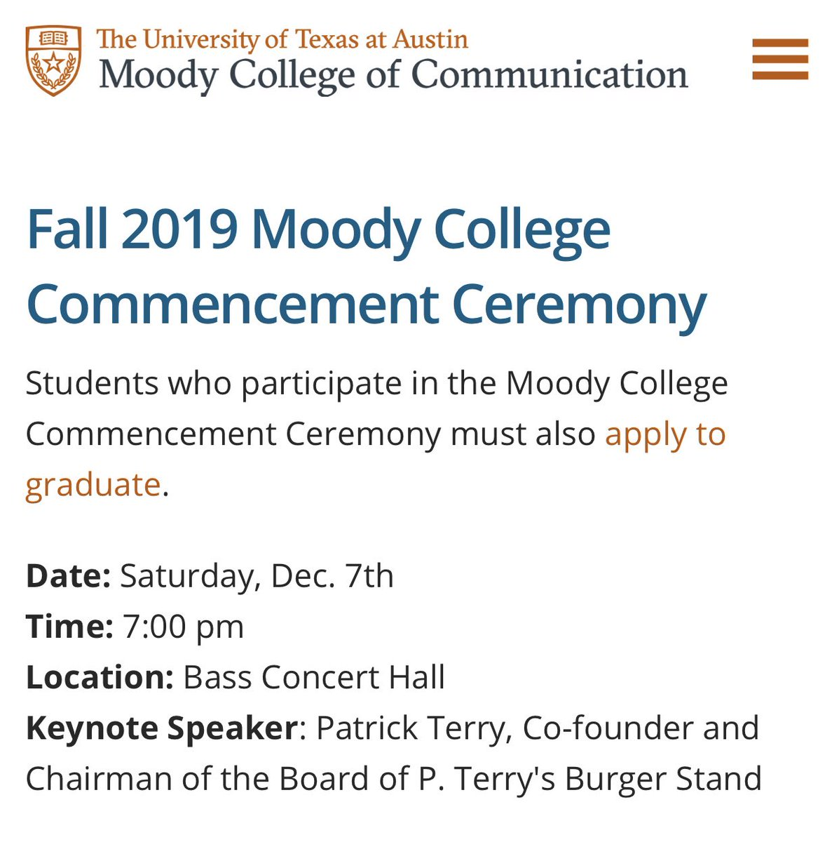 @michaelsheen , it's HAPPENING! I'm graduating on December 7th with my masters! I know you probably have other obligations, but you're invited! 🤘