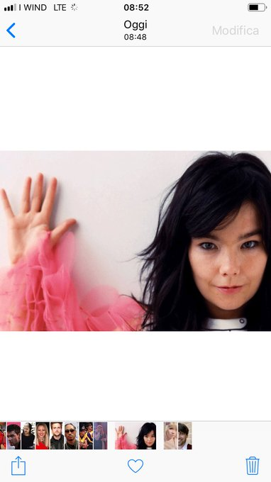 Happy birthday to Björk, Carly Rae Jepsen and Blur bassist Alex James!
