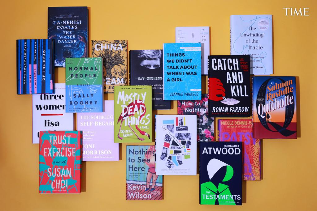 Here are TIME's 100 Must-Read Books of 2019, featuring stirring novels and short stories, thought-provoking histories, affecting memoirs and more https://ti.me/35mvxSY