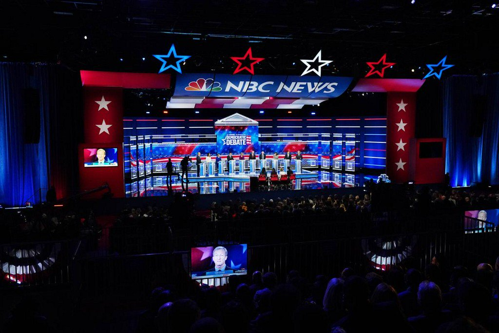 Democratic debate highlights: Experience and race at forefront as healthcare talk fades https://reut.rs/2s4zcXc
