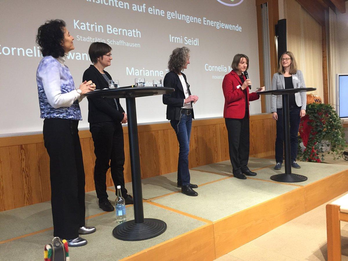 Unsere Leiterin Medien und Politik, Marianne Zünd @BFE_Media, ist auch mit dabei am #FfW19. #BFE