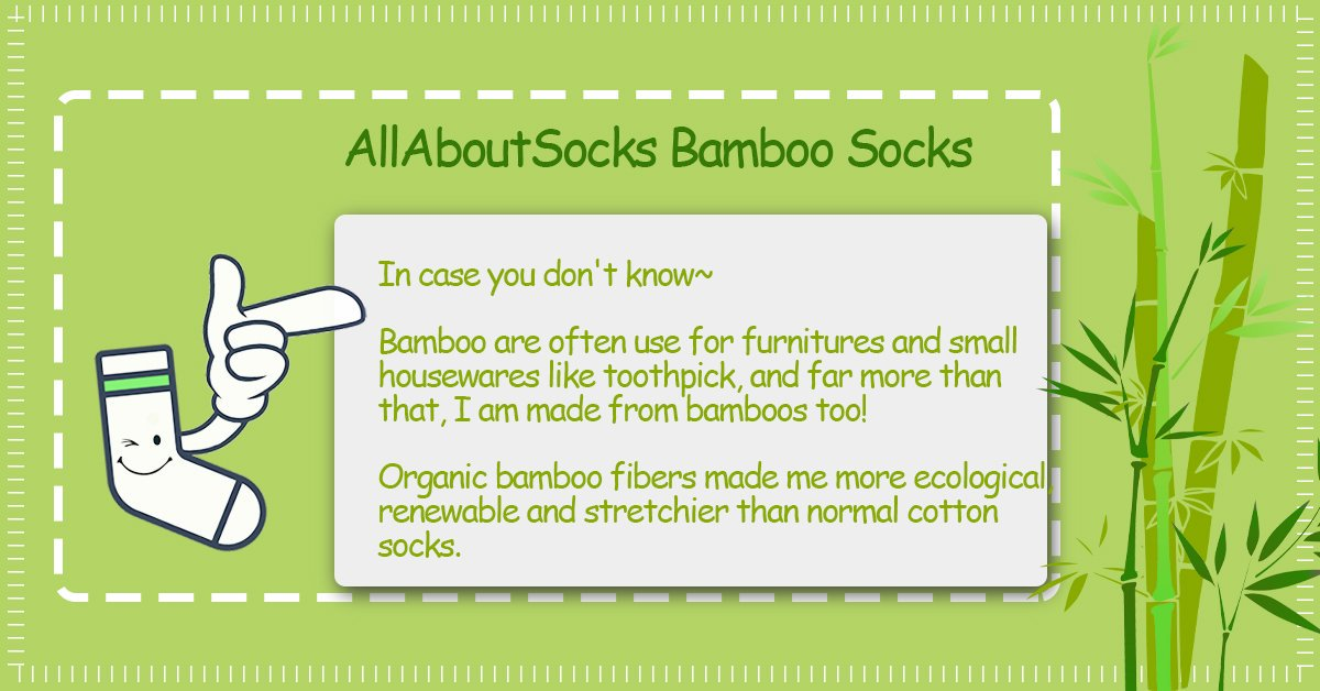 1 minute to know about our Bamboo socks ↓ ↓ ↓GET NOW🛒🛒🛒: http://bit.ly/2O9UonjORENTER MY LATEST SOCK GIVEAWAY TO WIN A PAIR😆#learnsomething #knowledge #1minute #socks #giveaway #giveaways