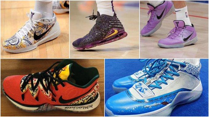 球鞋匯 | NBA球員今日上腳:Hield的Kobe 5很帥,林書豪特步球鞋新配色!-黑特籃球-NBA新聞影音圖片分享社區