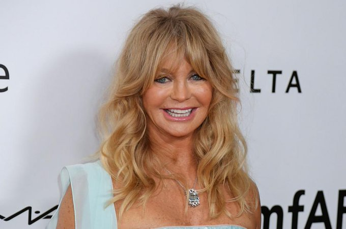 Happy Birthday dear Goldie Hawn!