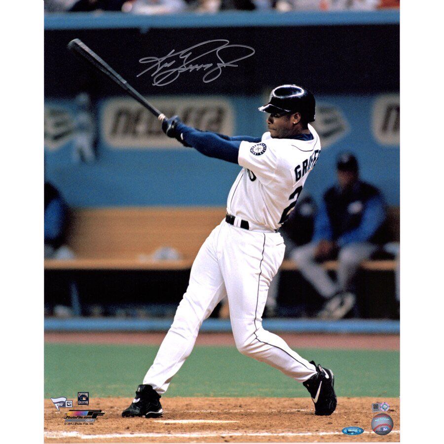 Happy 50th birthday to the sweetest swing in the history of baseball Ken Griffey Jr.