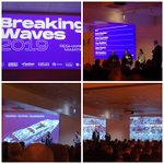 Image for the Tweet beginning: Thank you everyone for #BreakingWaves