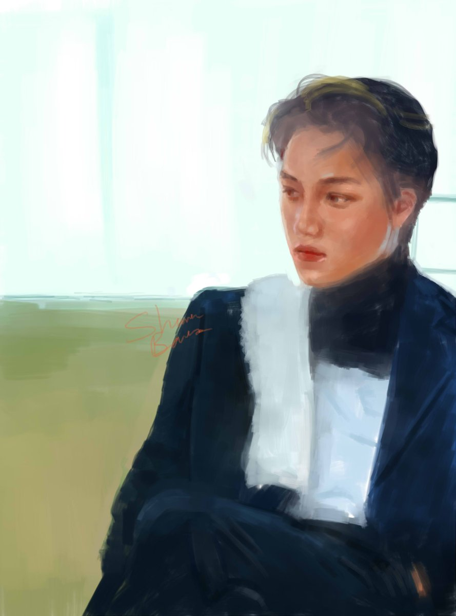It's been cold lately, stay warm everyone   #KAI #EXO #ObsessedwithKAI @weareoneEXO #엑소 #카이 @exoonearewe<br>http://pic.twitter.com/AQRUb2jQz9