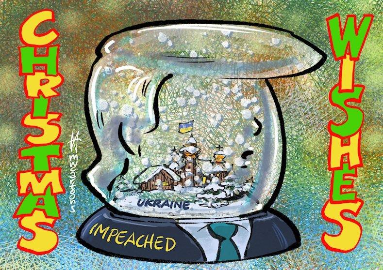 With the help of the statement of @GordondSondland wishes may come true. #ImpeachTrumpNow  #impeachment #SondlandSings #usa @CartooningPeace @CartoonMovement #UkraineBribery  #biden #joebiden @JoeBiden @Ukraine #oekraine #UkraineExtortion @joop_nl @impeachdtnow @Need2Impeach<br>http://pic.twitter.com/NYCeJEckAd